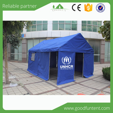 Factory direct disaster relief tent refugee tent shandong