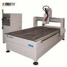 4 axis atc cnc router KH4A,woodworing engraving machine ,1300*2550mm spindle 90 degree rotary