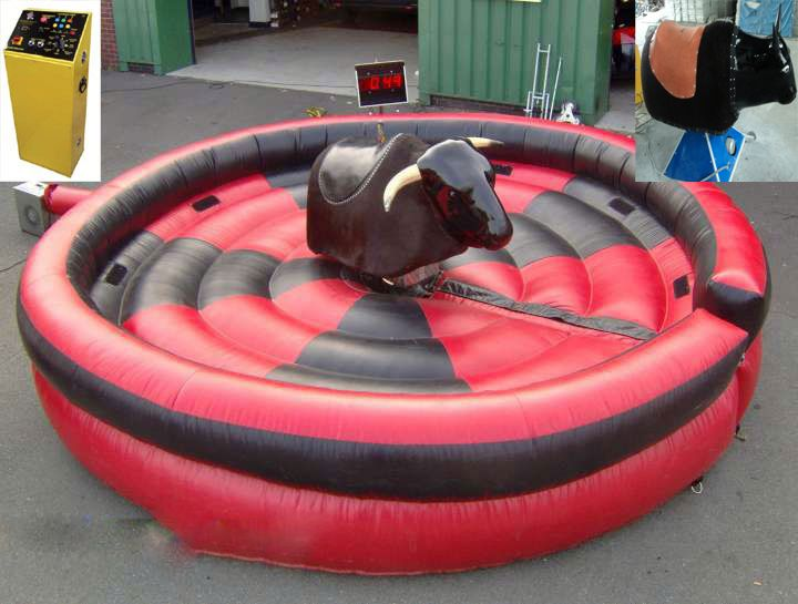 Inflatable Mechanical Bull enamel cast iron cookware