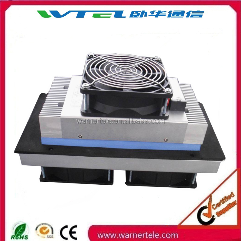 WTEL- outdoor telecom peltier TEC air conditioner for equipment cabinet