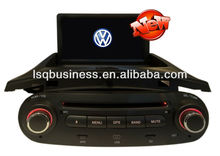 Wholesale new car VW Beetle accessories with GPS/dual zone/steering wheel control/RDS/CD media player,ST-7028I