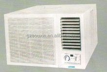 Cheap window type water cooling air conditioner wall mounted air cooler 9000 12000 18000m3/h desert air cooler