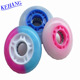 2 or 3 colors injection wheels about removable rollers speed skate shoes orbit patines for sales