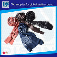 2014 Diosn new fashion customized blank silk scarves wholesale