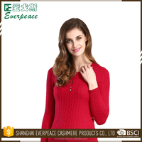 Design And Manufacture Knit Sweater Women