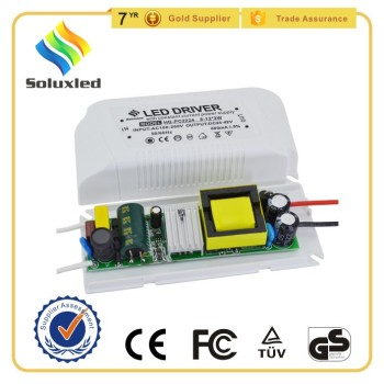36W Constant Current LED Driver, LED Down Light Driver