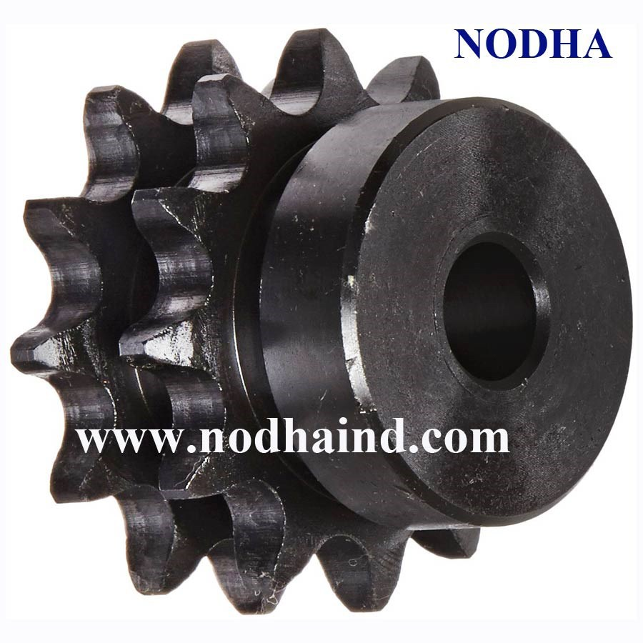 A60 sprockets double row industrial sprocket