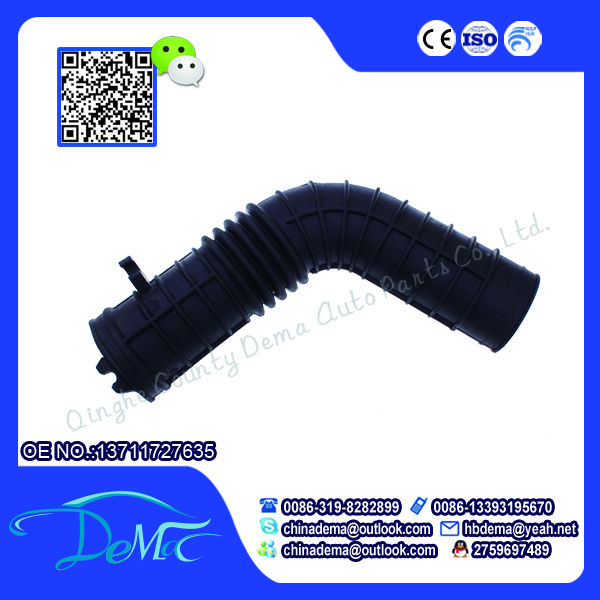 OEM NO 13711727635 air hoses/braid cloth covered hose