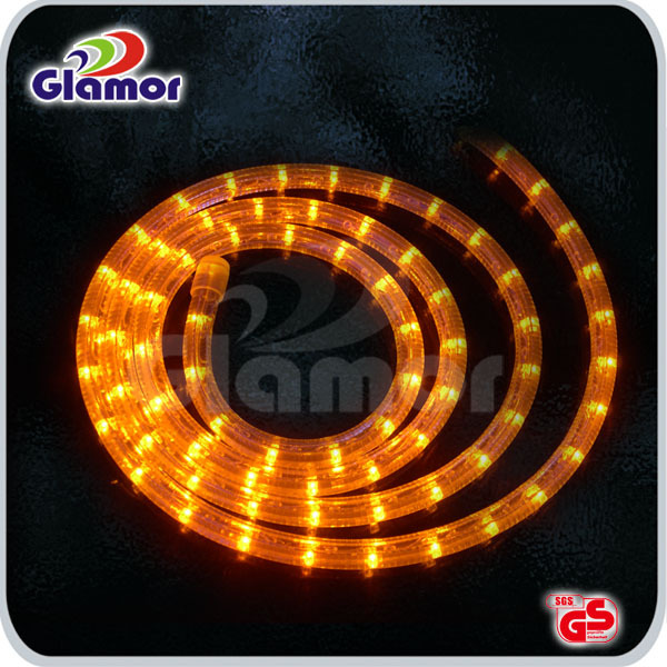 12v Led High Output Waterproof Rope Light With Ce/cb/gs/saa Certificate - Buy 12v Led Rope Light ...