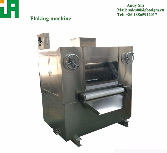 corn flakes breakfast cereal making dried food machine 100-500kg/h