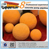 used concrete pump sanitary pipe fitting cleaning ball