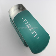 Foodgrade Slide Mint Use and Metal Material candy tins