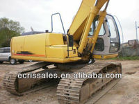 used Sumitomo excavator SH 200 original from Japan