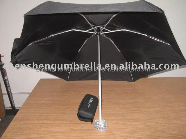 EVA box small 5 fold umbrella