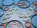 auto rings sealing with different sizes and colors