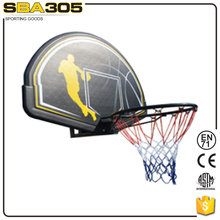 kid hanging wall mount mini basketball hoop