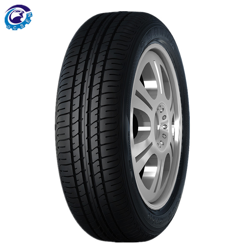 155mm car tire r13 r14 r15 China brand new HAIDA factory direct sale for car tires