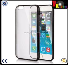 mobile phone Case Cover Soft Slim Fit Flex Shock-Absorption Bumper Case Clear Screen Protector
