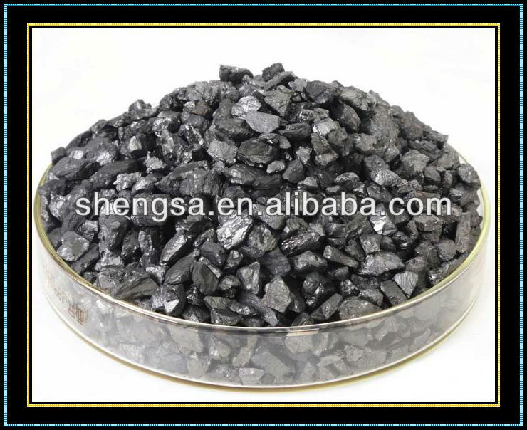 Steelmaking and casting used electrical calcined anthracite coal/ECA SSGAA