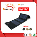 8w 5v Compact Portable Solar Power Charger