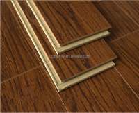 Cheap V-groove colored laminate flooring foam underlayment