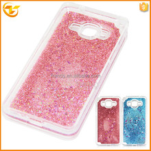 china supplier star bling quicksand mobile phone case for samsung g530