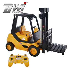 DWI Dowellin Plastic Remote Control Toy RC Forklift For Sale