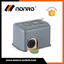 Zhejiang monro brand pressure control mechanical switch for wateer pump KRS-3