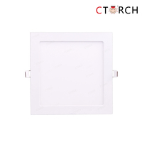 CHINA LED factory.LED 9W Square Panel Light 540lm