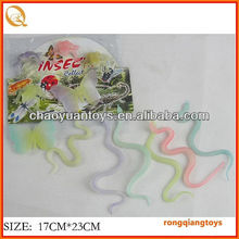 Promotional plastic animal toy, Luminous Insects toys for children AN8361837SW