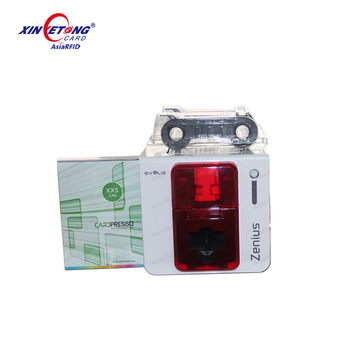 Thermal card printer or ID Card Printer Evolis For IC ID Cards