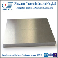 Tungsten Carbide Plates, Carbide Blank Flat plates, carbide wear resisting sheets