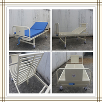 CY-A101D portable hospital bed/usd medical bed/hospital hill rom hospital bed