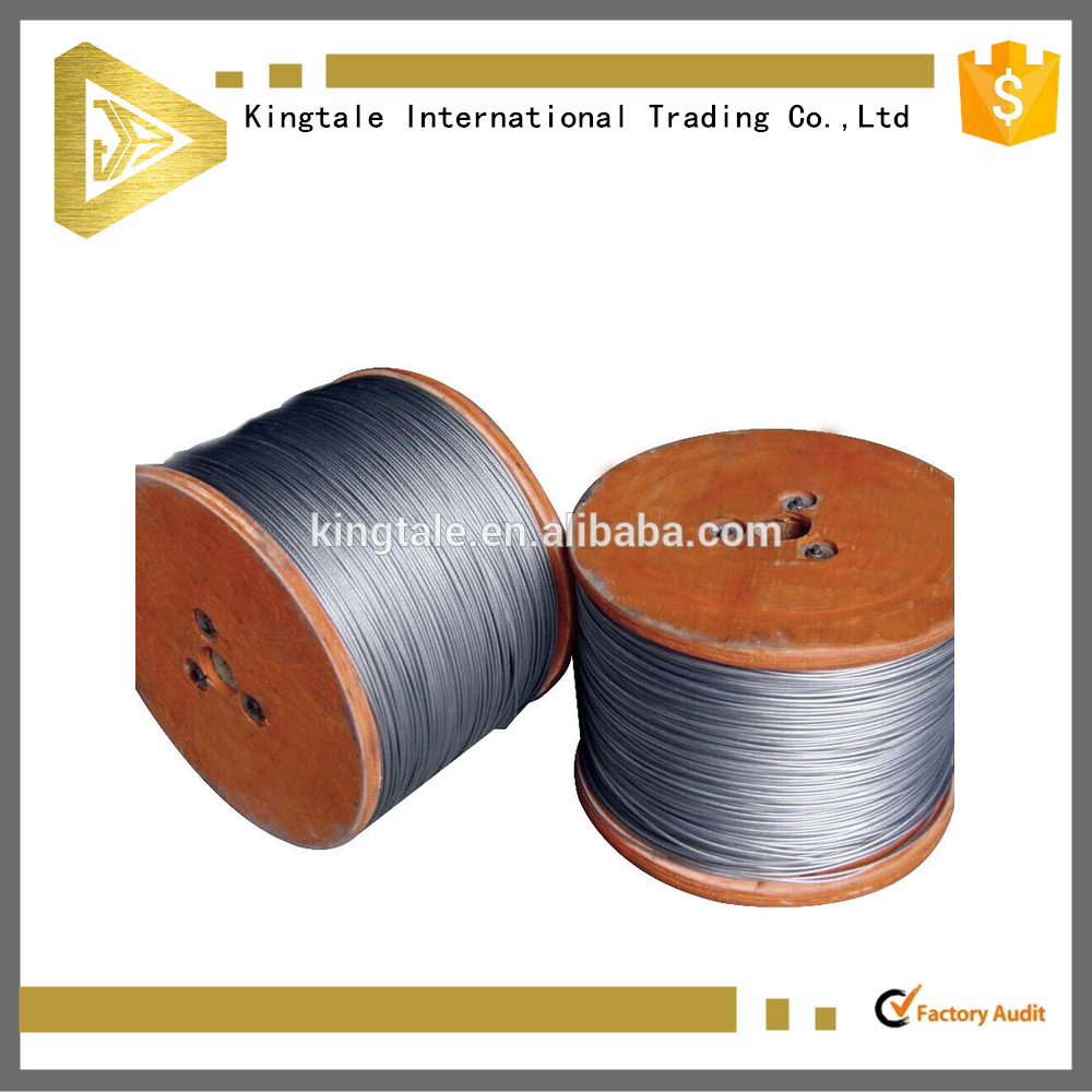Wholesale 2mm 7x7 steel wire clutch cable