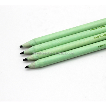 Save Forest HB Lead Pencil Promotional Color of paper Pencil