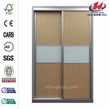 JHK- F01 Imported Anti Termite Metal Frame For Wood Interior Doors