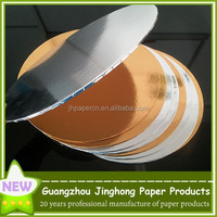 Turned Edge Corrugated Cake Circle ,Cake Tray,Cake Boards
