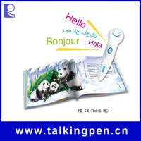 OEM Audio Books with Smart Talking Pen for Kids