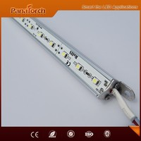 Wholesale price side lighting Led rigid bar for jewelry showcase lighting