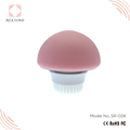 Private Label Facial Cleansing Brush As Seen On Tv Mushroom Shape Silicone Face Brush Facial Cleaner Face Brush