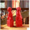 Traditional Chinese Lion Handmade Feng Shui
