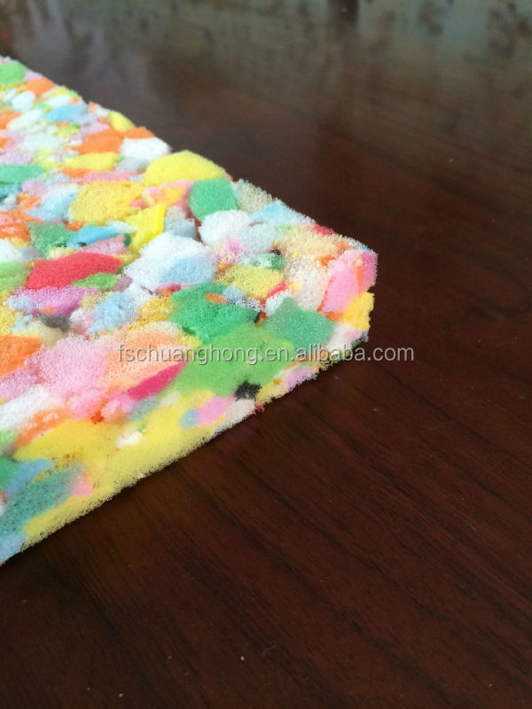 Quality PU rebond foam/ foam scrap/ foam mattress