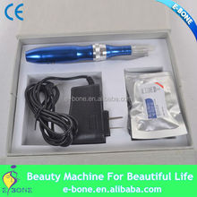 Goochie Rechargeable Home Use Micro Needling Derma Stamp Pen