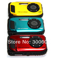 Manufacture best price camera,16MP,waterproof shakeproof,underwater camera