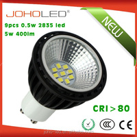 led spotlight fixture gu10 cob led spot light with high performance cost