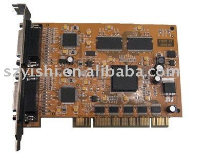 8ch H.264 Hardware Compress DVR card, SDK DVR card, Multi-Cards in one PC