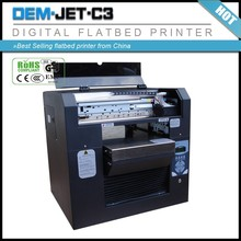 Hot sale Printer for plastic cover with 3d effect