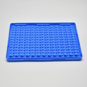 ESD Electronic Component Plastic Blister Tray