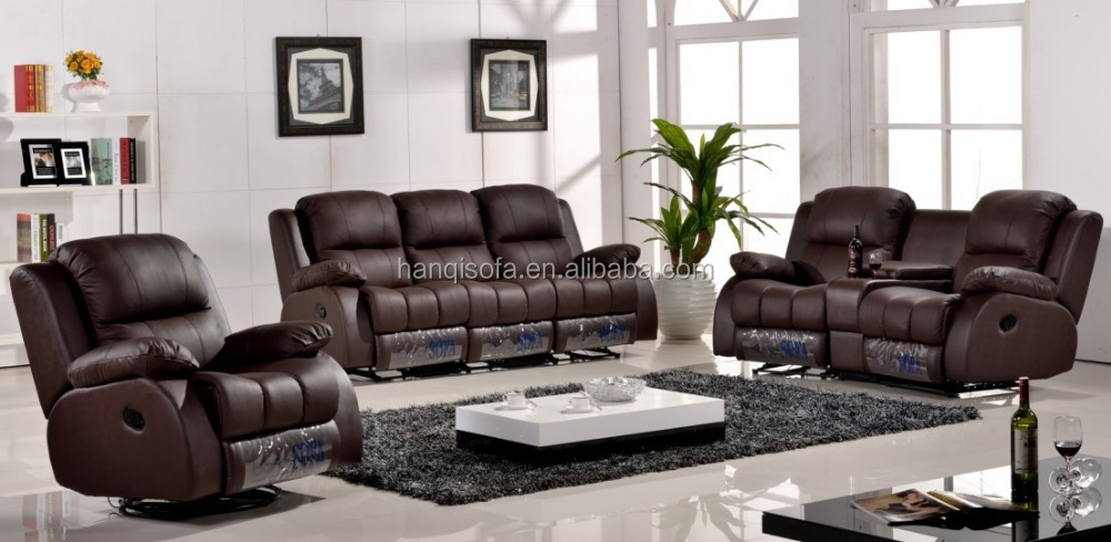 hot sale home theater recliner sofa