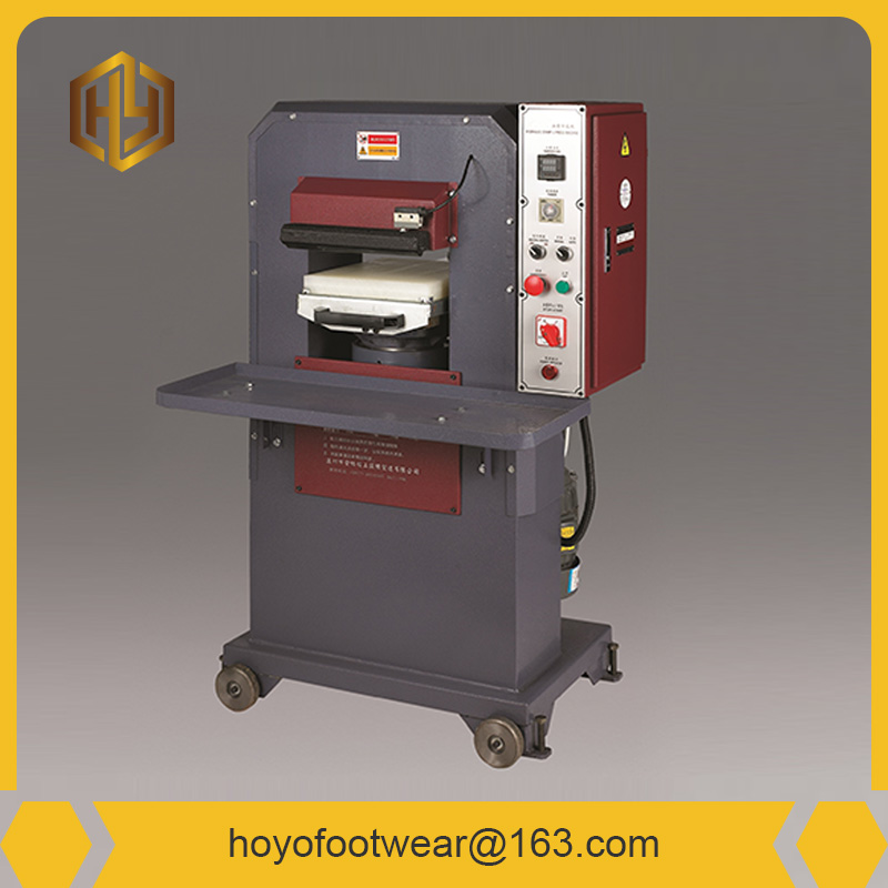 Good quality leather belt embossing machine made in china